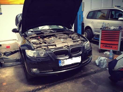 Bmw 335i cabrio revizie motor + discuri si placute spate